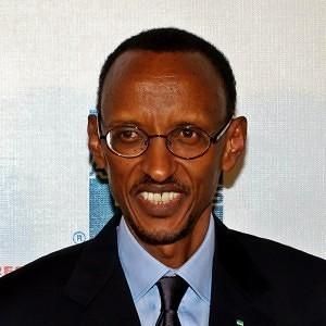 H.E. Mr. Paul Kagame